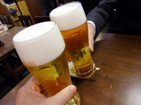 蔵 乾杯 .
