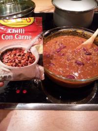 チリコンカルネ(chili con carne)