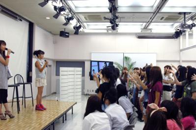 宮城舞さんトークショー