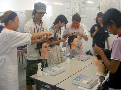 8月授業体験会1