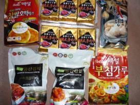 韓国食品詰め合わせ