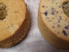 091128_紫芋と紅茶のシフォン