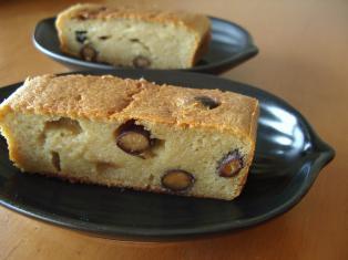 黒豆とうふケーキ