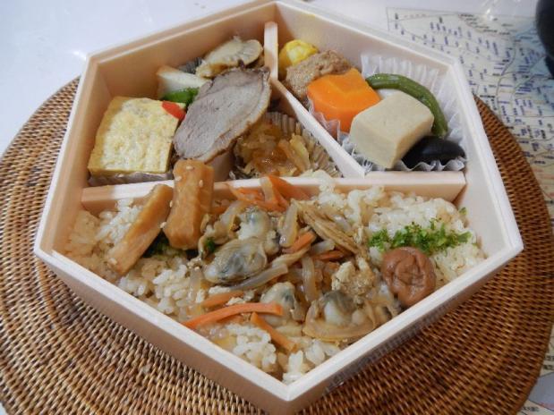 すみだ川弁当 (2)