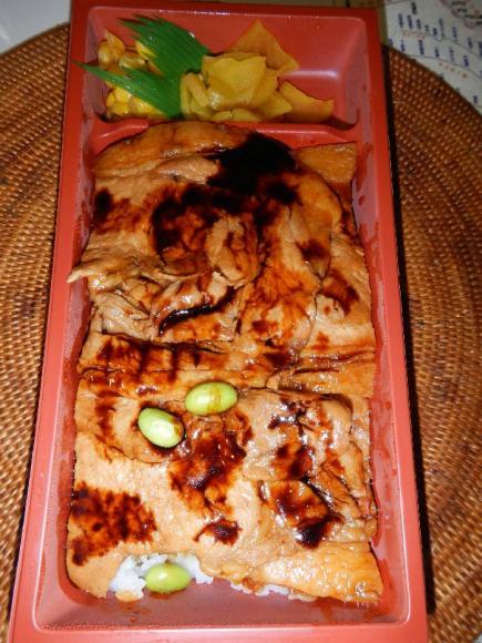 豚丼 (4)