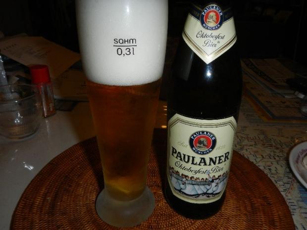 パラウナー・オクトーバーフェストビール (1)