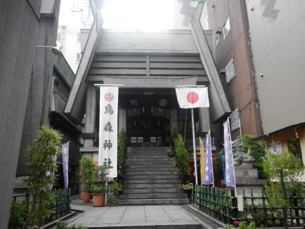 烏森神社 (1)