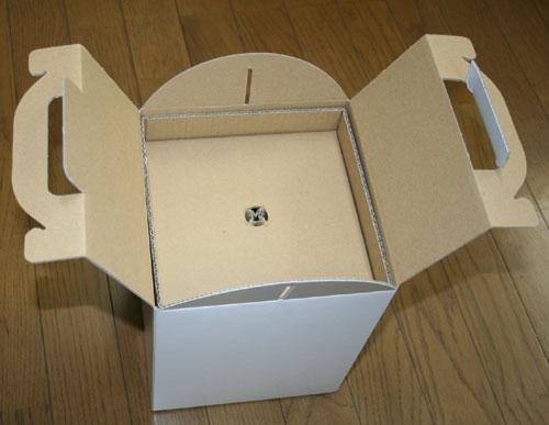 パレットタルトの箱試作品1