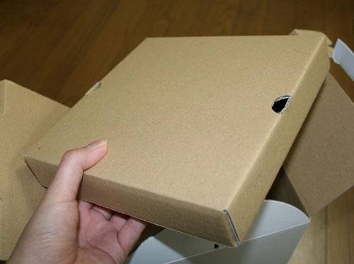 パレットタルトの箱試作品3