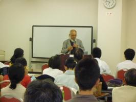 藤田祐幸さん講演風景2