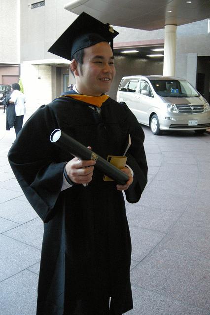 ブログ用 卒業式