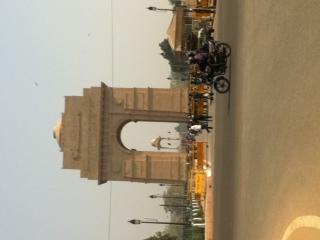 インド門(近くから)
