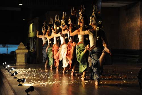 ダンスショー