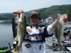 2011JB九州 第2戦 北山湖 002