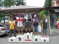 2011JB九州 第3戦 北山湖 004