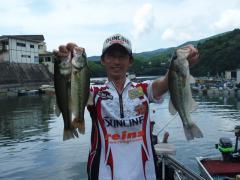 2011JB九州 第3戦 北山湖 001