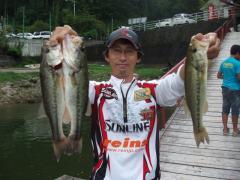 2011チャプター北山湖 第5戦 001