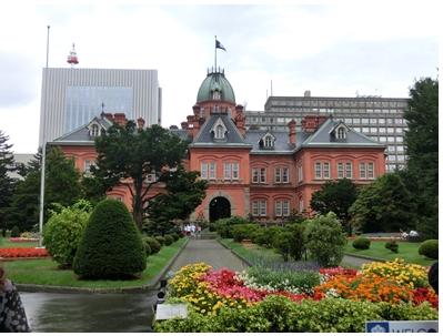 北海道庁舎1