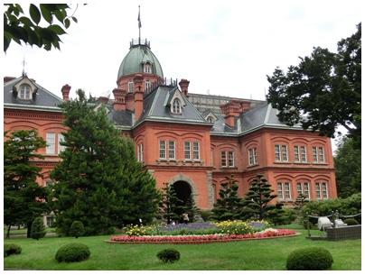 北海道庁舎3