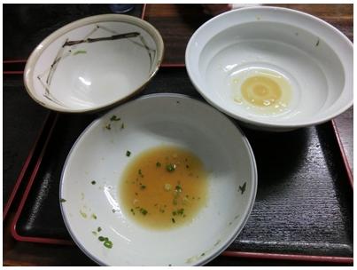 250915うどん「根ッ子」(完食)