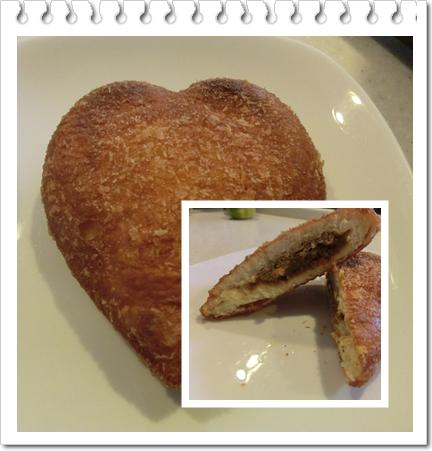 ハンバーグカレーパン