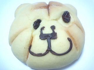トラさんのクリームパン