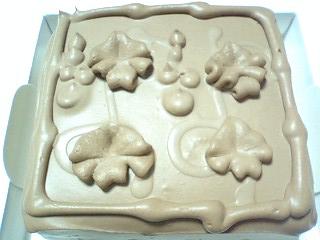 チョコレートケーキ Sサイズ(3~4人様分) ¥1071