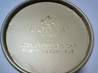 GODIVA アイボリー チョコレート チップ