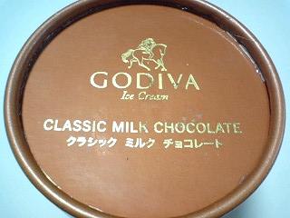 GODIVA クラシック ミルク チョコレート