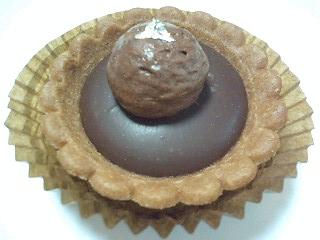 Tartelettes chocolats  タルトレット ショコラ プティサイズのタルトレット3種(マダガスカル、アラグアニ、ヴェネズエラ)  b