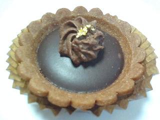 Tartelettes chocolats  タルトレット ショコラ プティサイズのタルトレット3種(マダガスカル、アラグアニ、ヴェネズエラ)  d