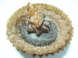 Tartelettes chocolats  タルトレット ショコラ プティサイズのタルトレット3種(マダガスカル、アラグアニ、ヴェネズエラ)  g