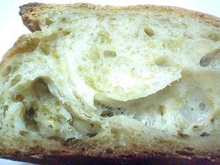 海藻パン ¥294  l