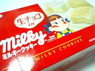 ミルキークッキー