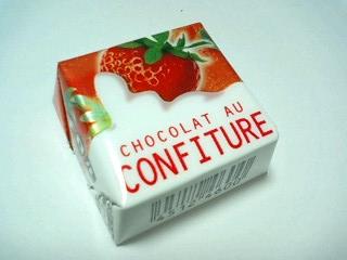 CHOCOLAT AU CONFITURE