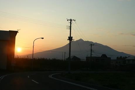 岩木山25