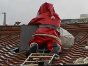 ぶろぐ紙風船サンタ