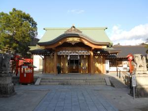 1ブログ 早稲田八幡神社