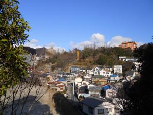 ブログ 早稲田神社3