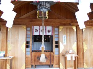 ブログ 早稲田神社2
