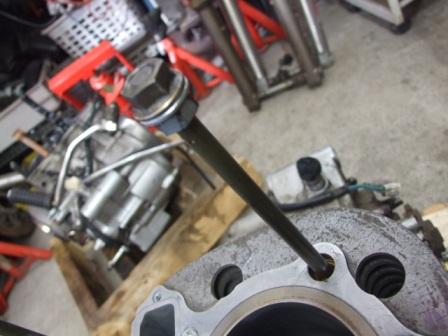 SR400修理 35