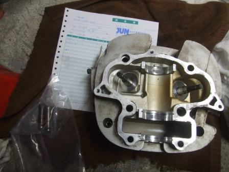 SR400修理 32