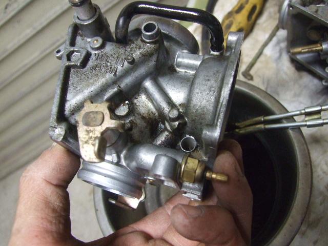 ドラッグスター400修理&車検14