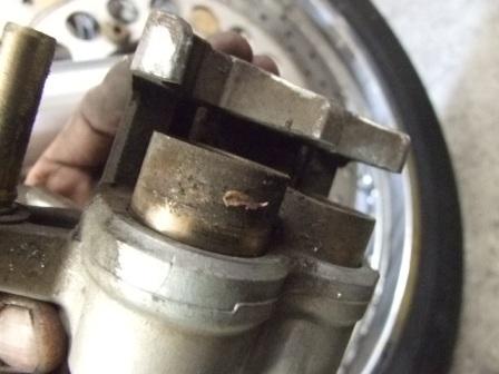 ドラッグスター400修理&車検24