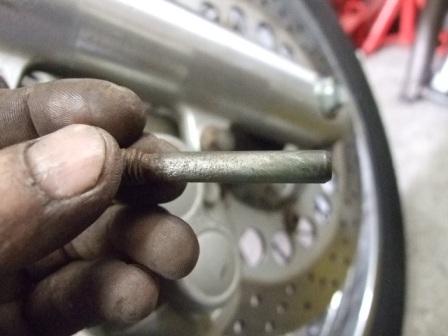 ドラッグスター400修理&車検40
