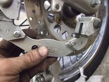 ドラッグスター400修理&車検36