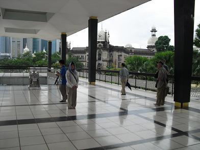 国立イスラム教寺院1