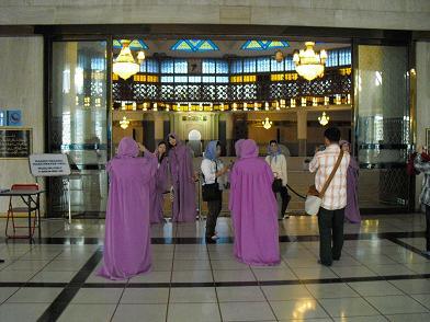 国立イスラム教寺院2