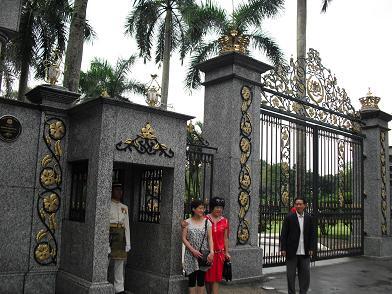 マレーシア王宮