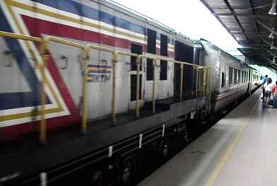 マレー鉄道列車・機関車